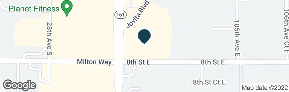 Google Map of729 MERIDIAN AVE E