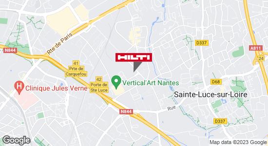 Hilti Store - Angers / St Barthélémy d'Anjou