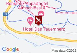 Almrausch - Karte