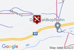 Flubachalm - Karte