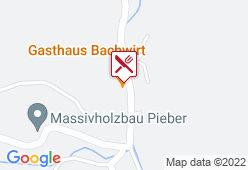 Bachwirt - Karte