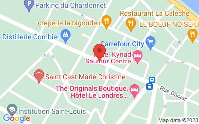 49400 Saumur, France