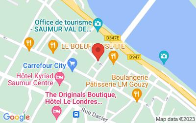 Place de la Bilange, 49400 Saumur, France