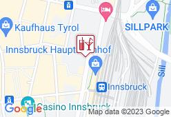 Europa-Bar - Karte