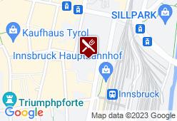 Europa-Stüberl - Karte