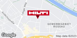 Wegbeschreibung zu Hilti Store Innsbruck