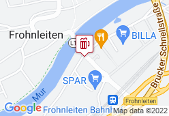 Sudhaus Frohnleiten - Karte