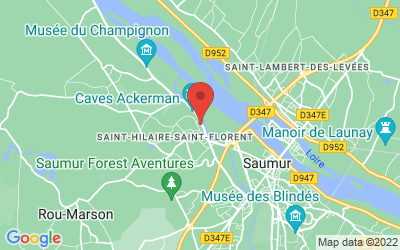 31 Rue Jean Ackerman, 49400 Saumur, France