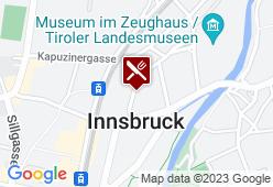Alpengasthof Rauschbrunnen - Karte