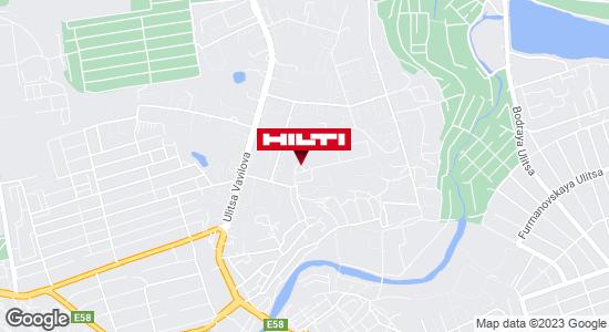 Get directions to Зона самовывоза на складе Hilti в г. Ростов-на-Дону