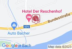 Reschenhof - Karte