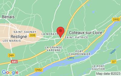 52 rue de Touraine 37140 INGRANDES DE TOURAINE
