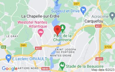 Château de la Poterie, La Poterie, 44240 La Chapelle-sur-Erdre, France