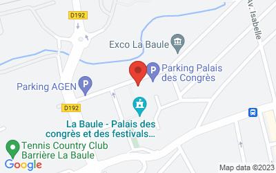 119 avenue du Maréchal de Lattre de Tassigny, 44500 LA BAULE ESCOULAC