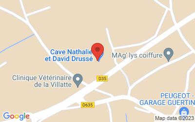 1 impasse de la VILLATTE sur D.35 37140 SAINT NICOLAS DE BOURGUEIL