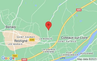 3, rue des Ouches 37140 INGRANDES DE TOURAINE