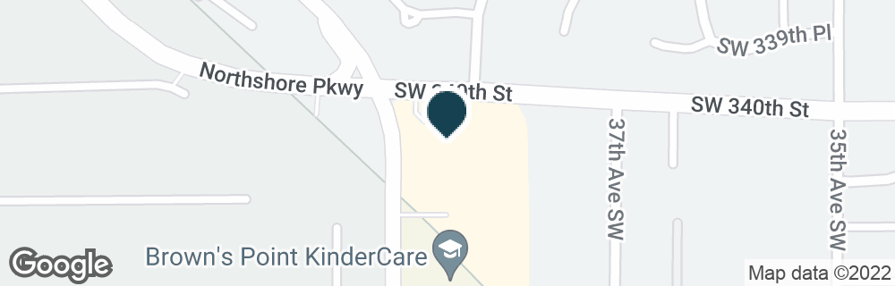 Google Map of34008 HOYT RD SW