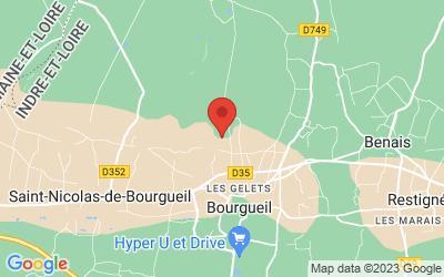 2 rue des caves de Chevrette, 37140 Bourgueil