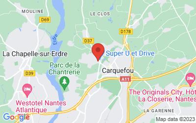 30 Boulevard Ampère, 44470 Carquefou, France
