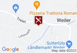 Engel's Dorf Stuben - Karte