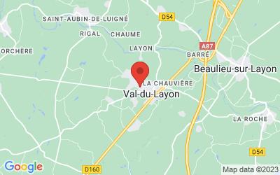 11 Rue des Varennes, 49750 Saint-Lambert-du-Lattay, France
