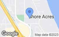Map of Gig Harbor, WA