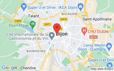 6 bis Rue Michelet, 21000 Dijon, France