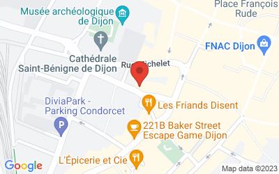 6 bis Rue Michelet, 21000 Dijon, France