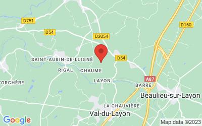 Plaisance, 49190 Rochefort-sur-Loire, France