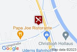 Metzgerwirt - Karte
