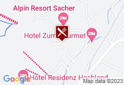 Birklstüberl - Karte