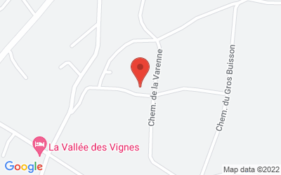 9, Chemin de la Bocagerie  41400 MONTHOU SUR CHER
