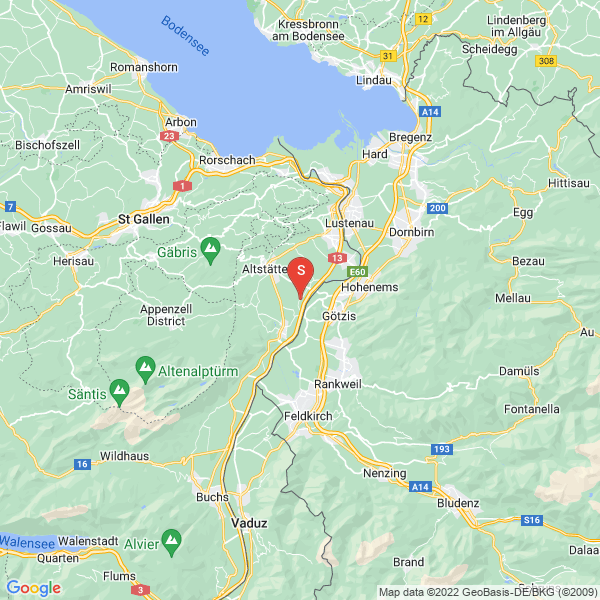 Kartbahn Montlingen
