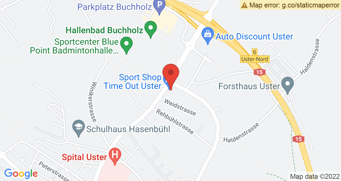 Google Map Sport Shop Time Out
