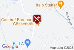 GösserBräu - Karte