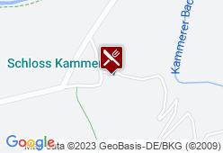 Landgasthof Schloss Kammer - Karte