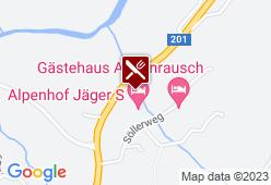 Humbachstube - Karte