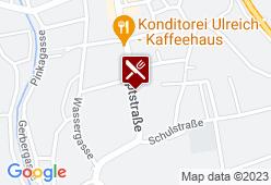 Gasthaus Szemes - Karte