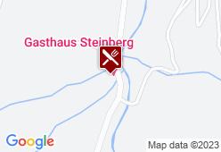 Gasthaus Steinberg - Karte