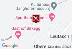 Kühtaierhof - Karte