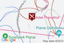 Planaihof - Karte