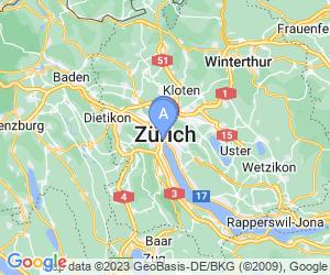 Karte für Storchen Zürich - Lifestyle Boutique Hotel