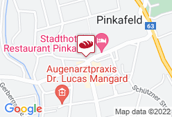 Ulreich Stadtcafe - Karte