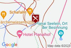Schladminger Hütte - Karte