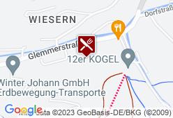 Wieser Alm - Karte
