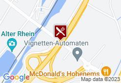 Rosenberger Hohenems - Karte