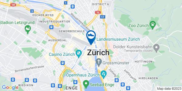 Gabor Shop in Zürich