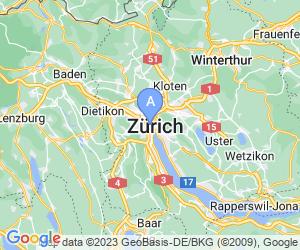 Karte für easyHotel Zuerich