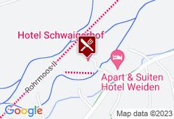 Restaurant Alpenhotel Schwaigerhof - Karte