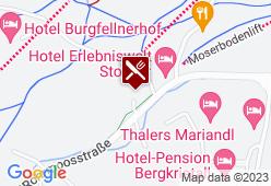 Hotel Sonneck - Karte
